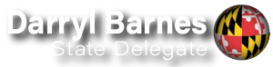 Delegate Darryl Barnes - Maryland District 25